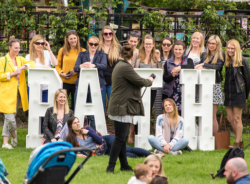 All the Fun of the Fayre - Spring into Bath