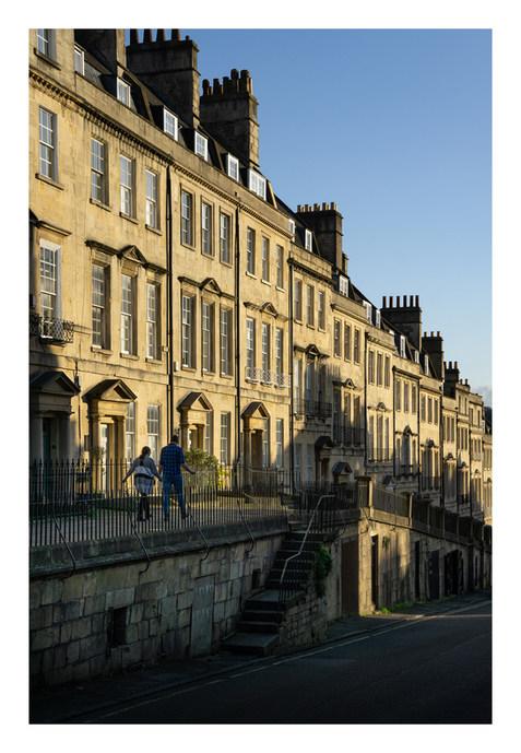 Lansdown Rd Townhouses - Bath - November