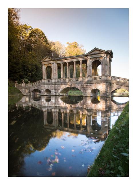 Prior Park Landscape - Bath - October 20