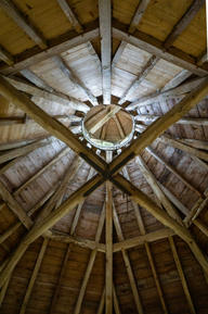 14 Pigeon House roof