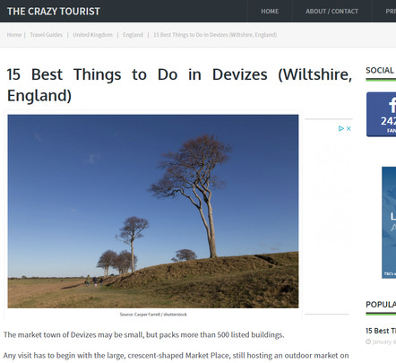 The Crazy Tourist - 15 Best Things to do