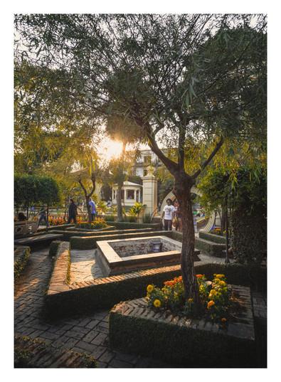 Garden of Dreams Kathmandu - Casper Farrell photography