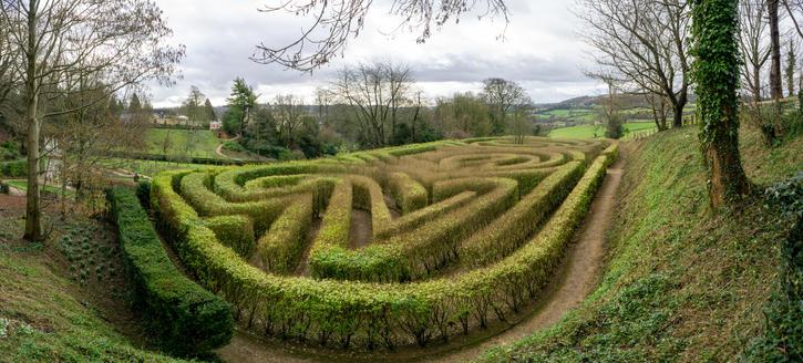 10 Maze