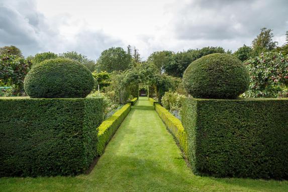 Badminton House Gardens - Gloucestershire - September 2020-1.JPG