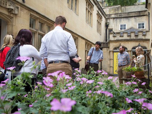 Bath's Hidden Secrets - with Around & About Tours