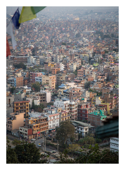 25 Downtown Kathmandu - Nepal - November