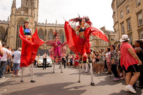Bath Carnival - Bath -  July 2018  - Cas