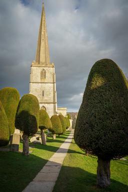 Painswick Village - Gloucestershire - Ca