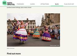 Go Bath Bristol - Bath Carnival