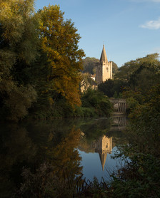 Holy Trinity Church, Bradford on Avon, Wiltshire, UK