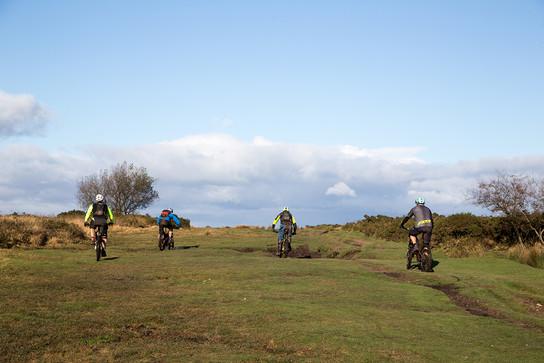 Black Down Hill - Somerset - December 20