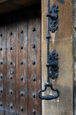 40 - Door detail