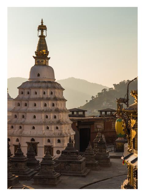 21 Swayambhunath Stupa - Nepal - Casper Farrell photography