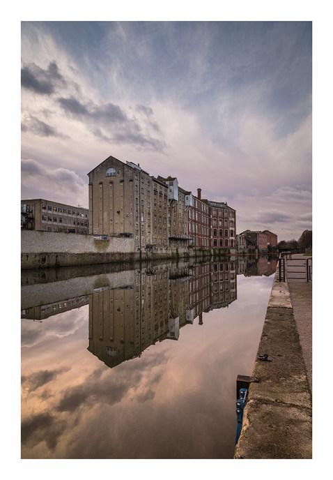 Riverside Buldings Bath Quays - Bath- Ja