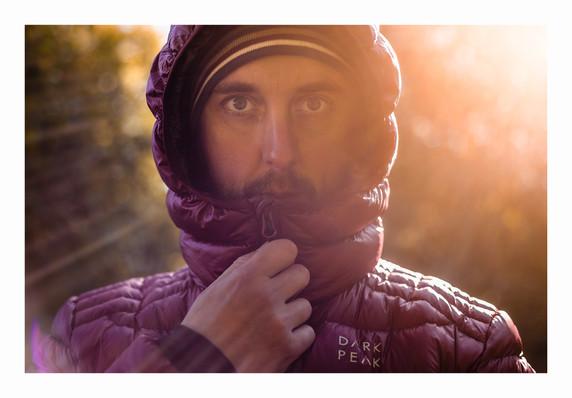Dark Peak Jacket Sunbeam - Casper Farrel