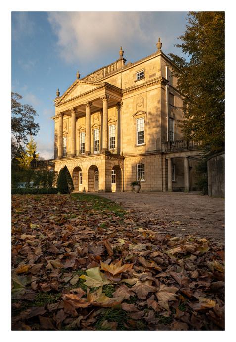 Holburne Museum Autumn - Bath - November