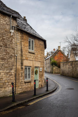Minchinhampton Village - December 2020 -