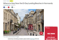 Trip Savvy - Where to Stay in Normandy
