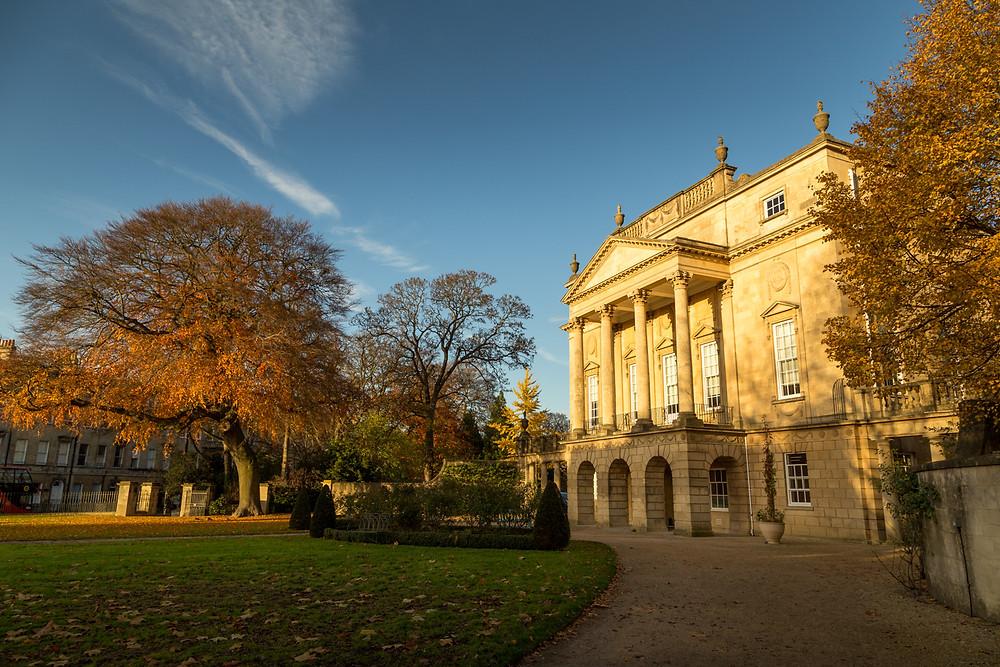 10 best places for autumn colour in Bath
