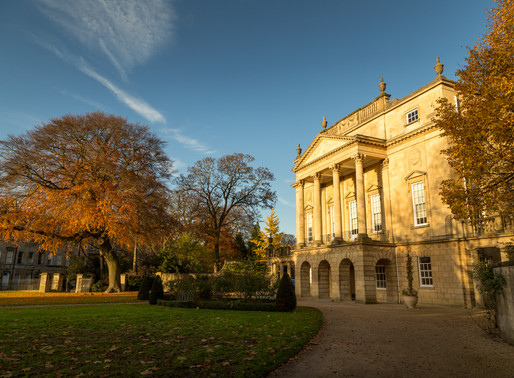 The 10 Best Places for Autumn Colour in and around Bath