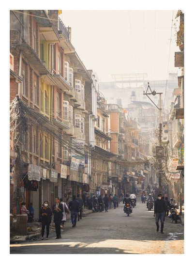 13 Street Scenes - Nepal - November 2018