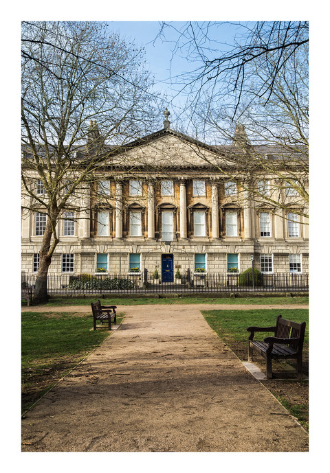 Quuens Square - Bath - March 2019 - Casp
