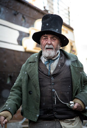 SS Great Britain Victorian Christmas - B