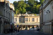 06 Bath Spa Station, Bath UK