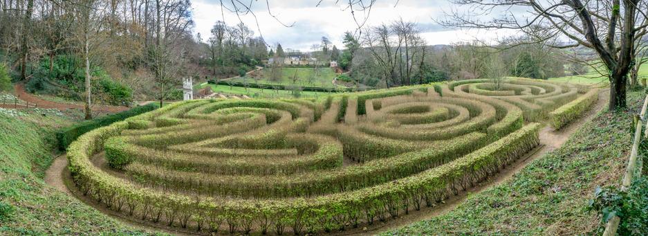 33 Maze