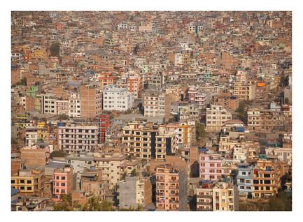20 Downtown Kathmandu - Nepal - November