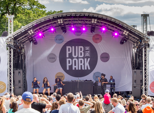 Pub in the Park - Best year yet!