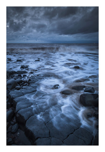 Kilve Beach -  Somerset - October 2019-