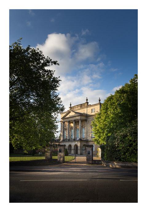 The Holburne Museum Summer - Bath - June