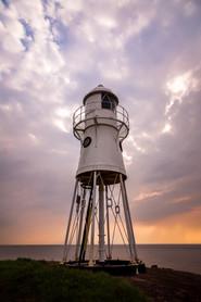 Black Nore Lighthouse, Portishead, UK
