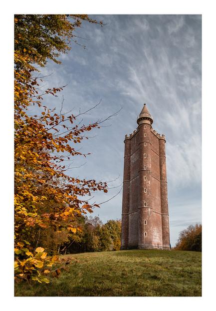St Alfreds Tower - Somerset - October 20