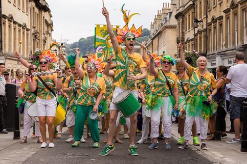 Bath Carnival - Bath -  July 2018
