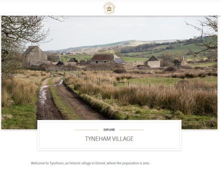The Epicurian - Tyneham's Deserted Villa