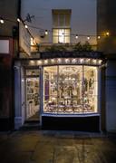 49 The Silver Shop at Night, Bath, UK