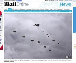 Mail Online - DDay 75th Anniversary