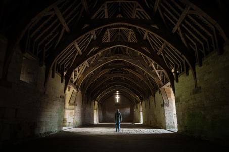Tithe Barn - Bradford on Avon - Wiltshir