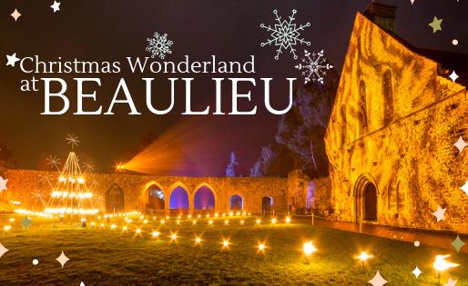 Christmas Wonderland at Beaulieu