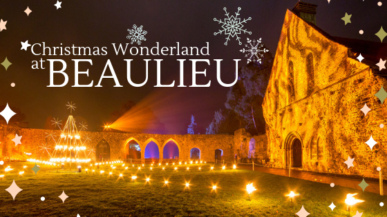 Christmas at Beaulieu