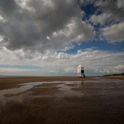 Burnham on Sea Lighthouse, Somerset, UK
