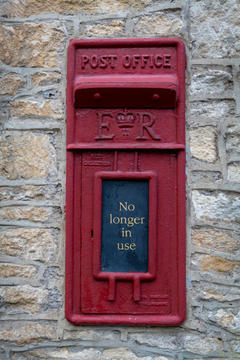 35 - Post box