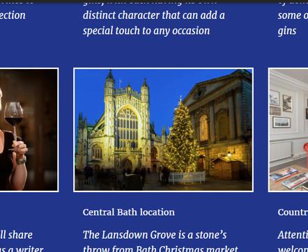 Country Living - Lansdown Grove Advertis