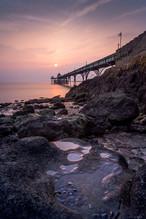 Clevedon Pier, Somerset UK