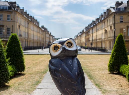 Minerva's Owls of Bath - We found them all!