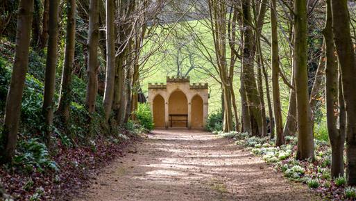 15 Beech Walk & Gothick Alcove