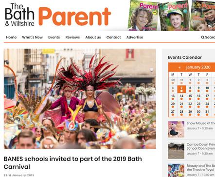 The Bath & Wiltshire Parent - Bath Carni