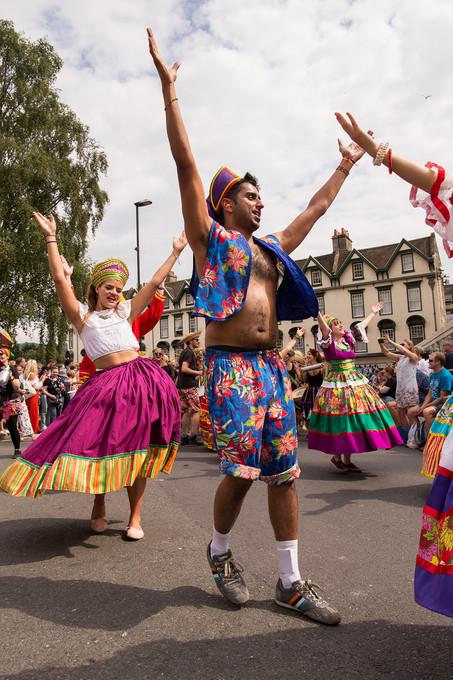 Bath Carnival - Bath -  July 2018  - Cas